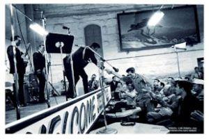 Johnny Cash ao vivo na Fulsom Prison: um de seus shows mais emblemáticos