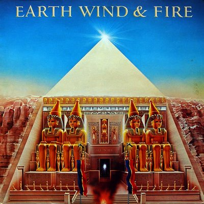Earth Wind & Fire – All 'n All