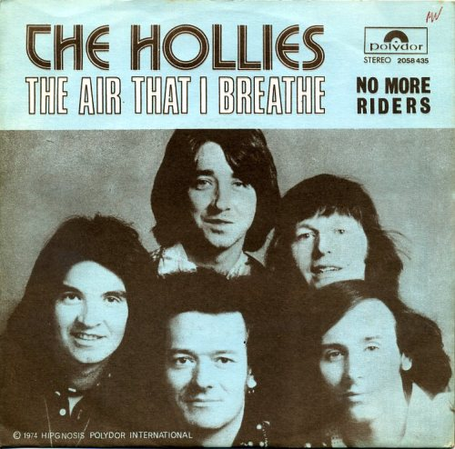 The Air that I Breathe: no retorno de Allan Clarke, um sucesso