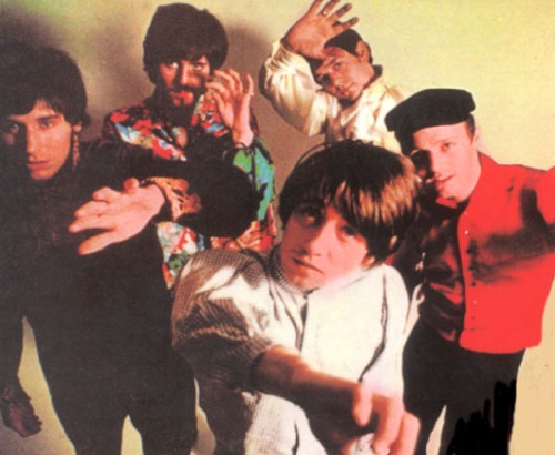 1967: os Hollies e a psicodelia