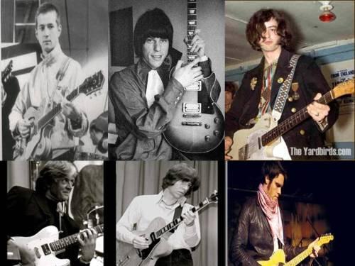 yardbird guitarists