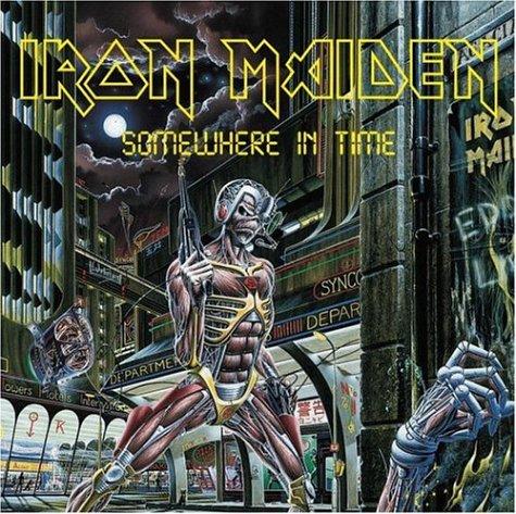 O futuro segundo o Iron Maiden