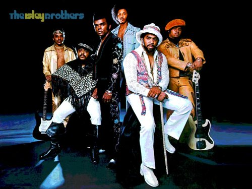 Aritmética do Soul: 3+3 = Isley Brothers