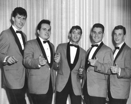 Vito & Salutations: um dos mais conhecidos grupos brancos de Doo Wop Crédito: http://images.blog-24.com/1260000/1260000/1260033.jpg