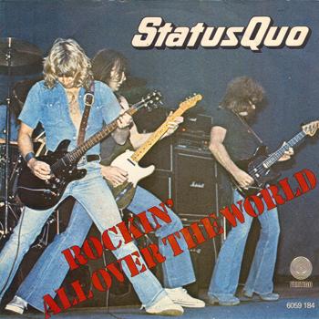 Status Quo: rock pauleira!